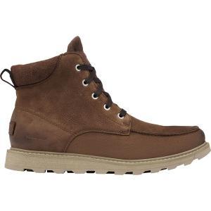 ソレル ブーツ&レインブーツ メンズ シューズ Madson II Moc Toe WP Boot - Men's Tobacco|astyshop
