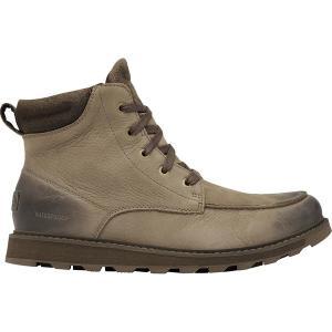 ソレル ブーツ&レインブーツ メンズ シューズ Madson II Moc Toe WP Boot - Men's Khaki II|astyshop