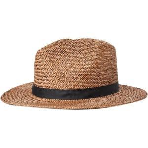 ブリクストン 帽子 メンズ アクセサリー Lera III Fedora - Women's Brown astyshop