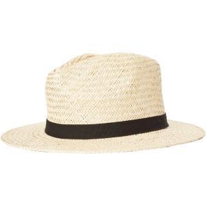 ブリクストン 帽子 メンズ アクセサリー Lera III Fedora - Women's Tan/Black astyshop