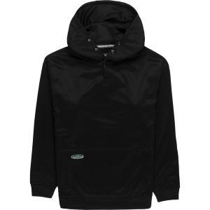 アーバーウェア パーカー・スウェットシャツ メンズ アウター Tech Double Thick Pullover Hoodie Black|astyshop