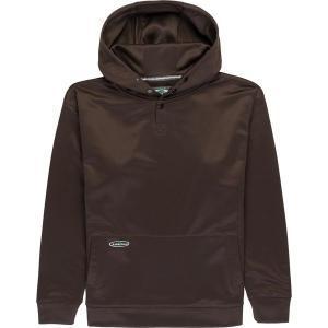 アーバーウェア パーカー・スウェットシャツ メンズ アウター Tech Double Thick Pullover Hoodie Chestnut|astyshop