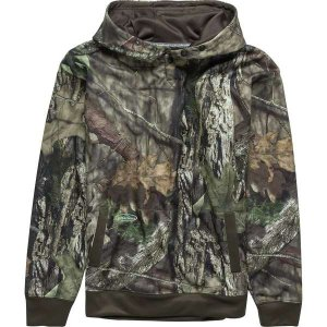 アーバーウェア ニット、セーター メンズ アウター Tech Double Thick Pullover Hoodie - Men's Mossy Oak Break-Up Country|astyshop