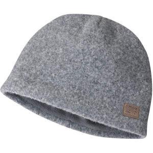 アウトドアリサーチ 帽子 メンズ アクセサリー Whiskey Peak Beanie - Men's Charcoal astyshop