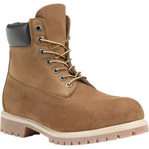 ティンバーランド ブーツ&レインブーツ メンズ シューズ Premium Classic 6in Boot - Men's Rust Nubuck|astyshop