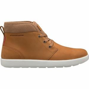 ヘリーハンセン ブーツ&レインブーツ メンズ シューズ Gerton Boot - Men's New Wheat/Cashew/Off White|astyshop