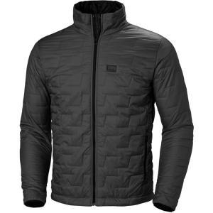 ヘリーハンセン ジャケット&ブルゾン メンズ アウター Lifaloft Insulator Jacket - Men's Black Matte|astyshop