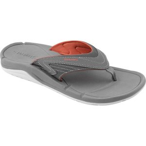 シムズ ブーツ&レインブーツ メンズ シューズ Atoll Flip-Flop - Men's Anvil|astyshop