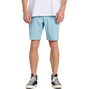ビラボン ハーフ&ショーツ メンズ ボトムス New Order Slub Short - Men's Harbor Blue|astyshop