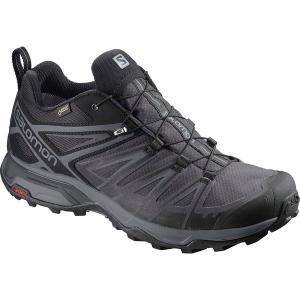サロモン シューズ メンズ ハイキング X Ultra 3 GTX Hiking Shoe - Me...