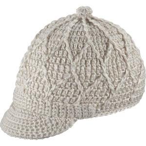 ピスタイル 帽子 レディース アクセサリー Jax Visor Beanie - Women's Natural|astyshop