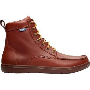 レムス ブーツ&レインブーツ メンズ シューズ Boulder Leather Boot - Men's Russet|astyshop