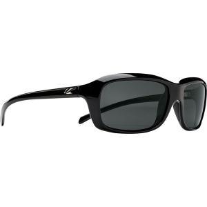 カエノン サングラス&アイウェア レディース アクセサリー Monterey Polarized Sunglasses - Women's Black/Grey 12- Polarized|astyshop