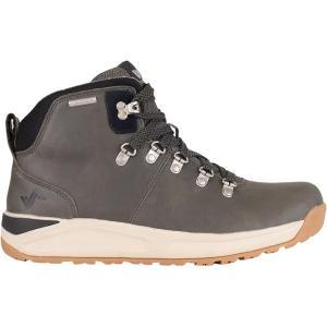 フォーセイク ブーツ&レインブーツ メンズ シューズ Halden Boot - Men's Grey/Black|astyshop