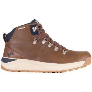 フォーセイク ブーツ&レインブーツ メンズ シューズ Halden Boot - Men's Tan/Navy|astyshop