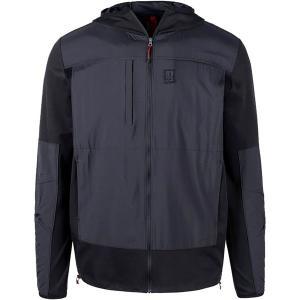 トポ・デザイン パーカー・スウェットシャツ メンズ アウター Hybrid Hoodie - Men's Black|astyshop