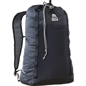 グラナイトギア バックパック・リュックサック メンズ バッグ Sawbill 20L Backpack Black astyshop