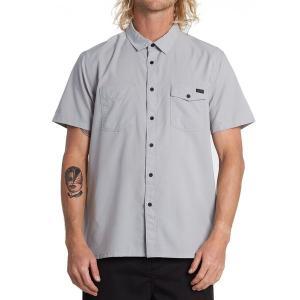 ビラボン シャツ メンズ トップス Surf Trek Shirt - Men's Alloy Heather|astyshop