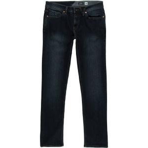 ボルコム デニム メンズ ボトムス Solver Denim Pant Vintage Blue|astyshop