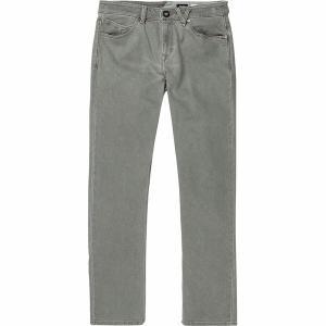 ボルコム デニム メンズ ボトムス Solver Denim Pant - Men's Daze Grey|astyshop