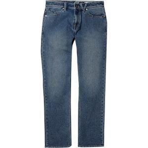 ボルコム カジュアル メンズ ボトムス Solver Jean - Men's Vintage Pacific Blue|astyshop