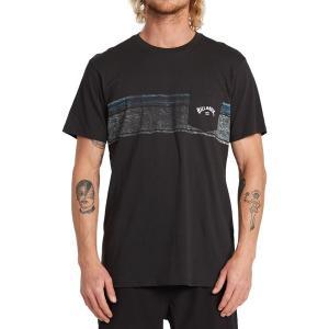 ビラボン シャツ メンズ トップス Spinner T-Shirt - Men's Black|astyshop