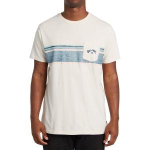 ビラボン シャツ メンズ トップス Spinner T-Shirt - Men's Rock|astyshop