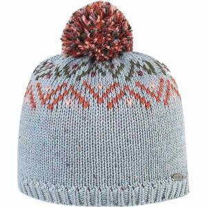 ピスタイル 帽子 レディース アクセサリー Visby Pom Beanie - Women's Aqua|astyshop