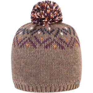 ピスタイル 帽子 レディース アクセサリー Visby Pom Beanie - Women's Cinder|astyshop
