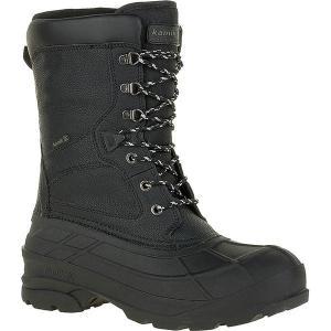 カミック ブーツ&レインブーツ メンズ シューズ NationPro Winter Boot - Men's Black|astyshop