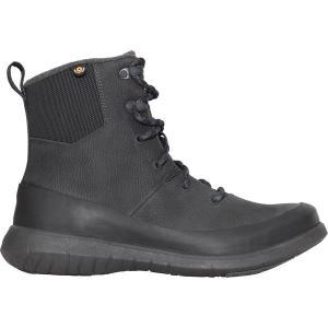 ボグス ブーツ&レインブーツ メンズ シューズ Freedom Lace Tall Boot - Men's Gray|astyshop