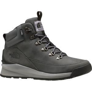 ノースフェイス ブーツ&レインブーツ メンズ シューズ Back-To-Berkeley Mid WP Boot - Men's Zinc Grey/TNF Black|astyshop