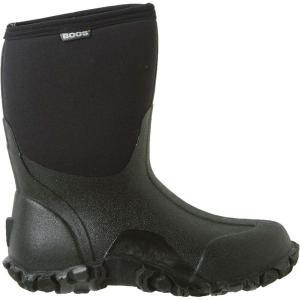 ボグス ブーツ&レインブーツ メンズ シューズ Classic Mid Boot - Men's Black|astyshop