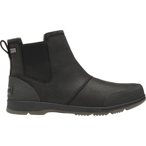 ソレル ブーツ&レインブーツ メンズ シューズ Ankeny II Chelsea OD Boot - Men's Black|astyshop