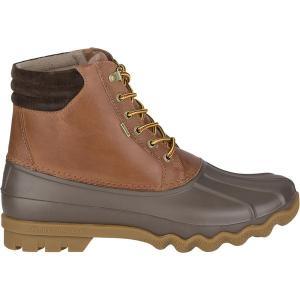 トップサイダー ブーツ&レインブーツ メンズ シューズ Avenue Duck Boot - Men's Tan/Brown|astyshop