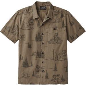 フィルソン シャツ メンズ トップス Northwest Camp Shirt - Men's Bear|astyshop
