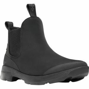 ダナー ブーツ&レインブーツ メンズ シューズ Pub Garden Chelsea Boot - Men's Jet Black|astyshop