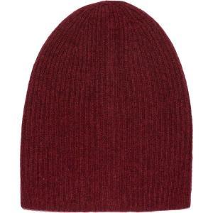 ホワイトプラスウォーレン 帽子 レディース アクセサリー Plush Rib Beanie DARMNHE|astyshop