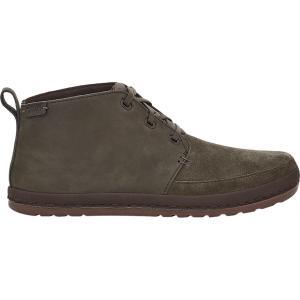 テバ ブーツ&レインブーツ メンズ シューズ Canyon Life Chukka Boot - Men's Black Olive|astyshop
