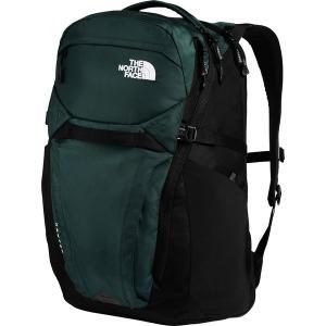 ノースフェイス バックパック・リュックサック メンズ バッグ Router 40L Backpack Scarab Green/TNF Black astyshop