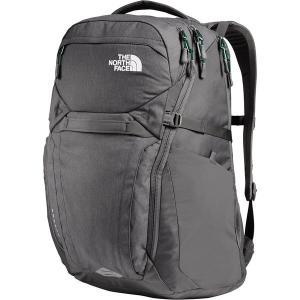 ノースフェイス バックパック・リュックサック メンズ バッグ Router 40L Backpack Zinc Grey Dark Heather/Evergreen astyshop