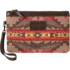 ペンドルトン 財布 レディース アクセサリー Wristlet Wallet - Women's Sierra Ridge/Tan astyshop
