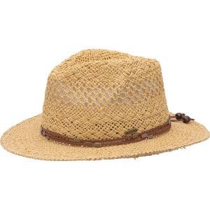 ピスタイル 帽子 レディース アクセサリー Regan Fedora - Women's Wicker|astyshop