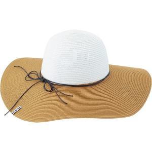 カブー 帽子 レディース アクセサリー Lady Leah Sun Hat - Women's Tobacco|astyshop