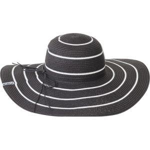 カブー 帽子 レディース アクセサリー Lady Leah Sun Hat - Women's Black Sand|astyshop