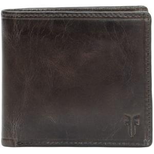 フライ 財布 メンズ アクセサリー Logan Billfold Wallet - Men's Slate|astyshop