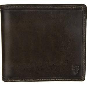 フライ 財布 メンズ アクセサリー Logan Billfold Wallet - Men's Dark Brown|astyshop