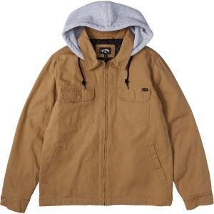 ビラボン ジャケット&ブルゾン メンズ アウター Barlow Twill Jacket - Men's Clay|astyshop
