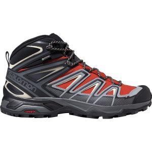 サロモン シューズ メンズ ハイキング X Ultra 3 Mid GTX Hiking Boot ...