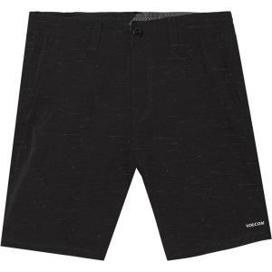 ボルコム ハーフ&ショーツ メンズ ボトムス Misunderstoned 19in Hybrid Short - Men's Black|astyshop